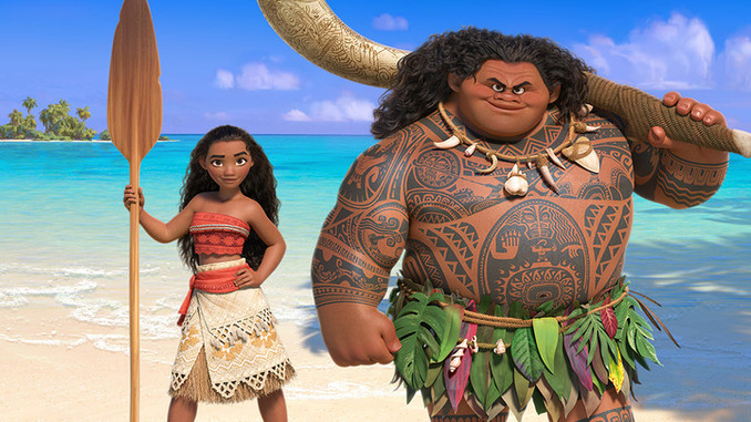 Creation, Redemption & Moana