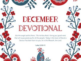 December Devotional