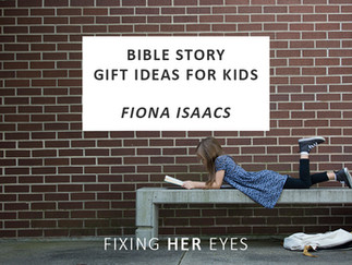 Bible Story Gift Ideas for Kids