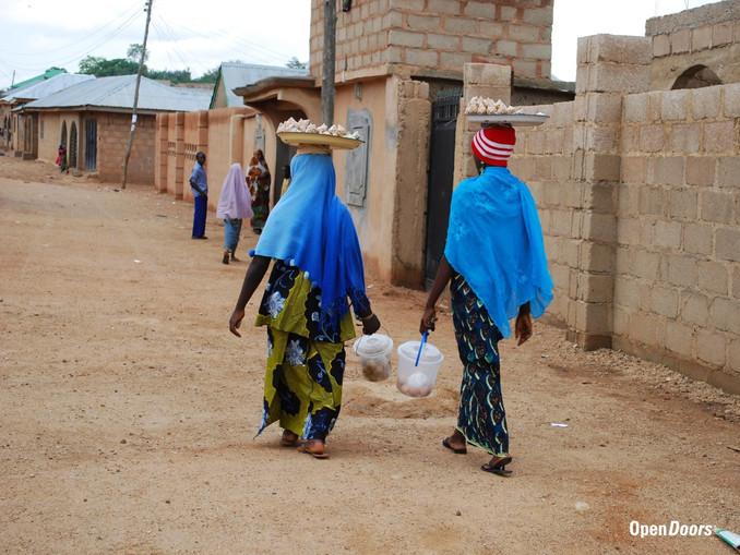Open Doors Women - Regional Focus - Horn Of Africa