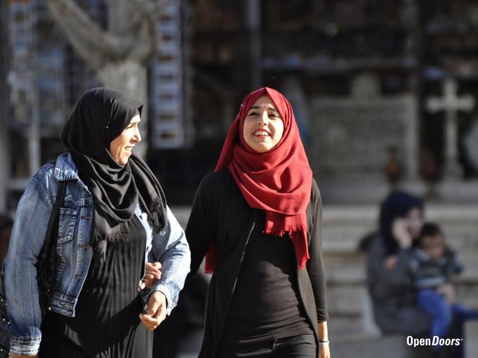 Open Doors Women - Regional Focus - Middle East