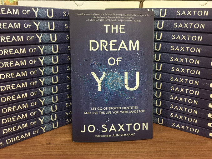 Have you lost 'The Dream of You'?