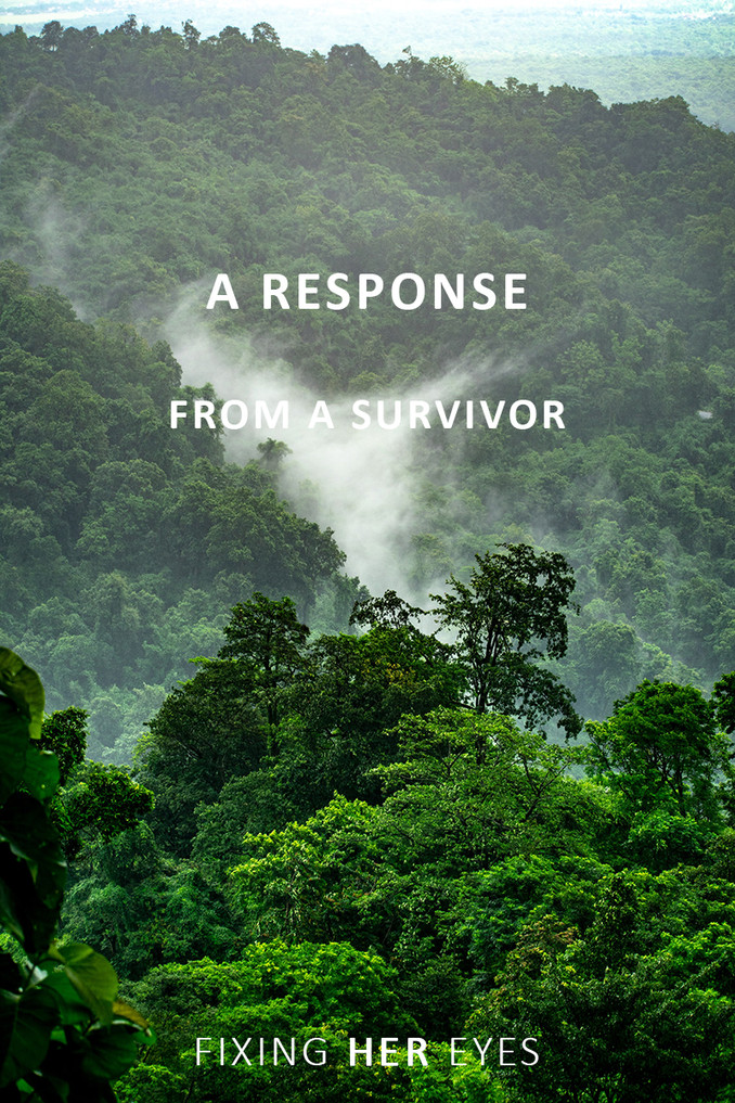 A response from a Survivor
