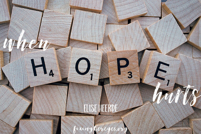When Hope Hurts