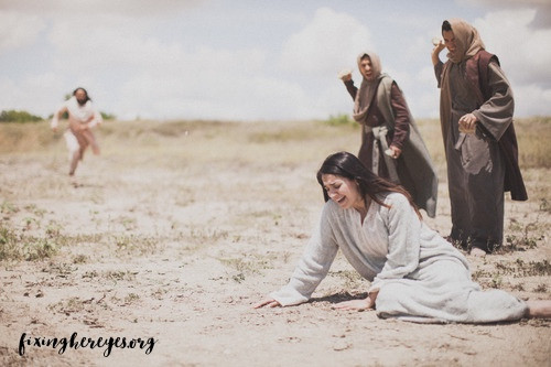 Jephthah's slain daughter, and the God of life