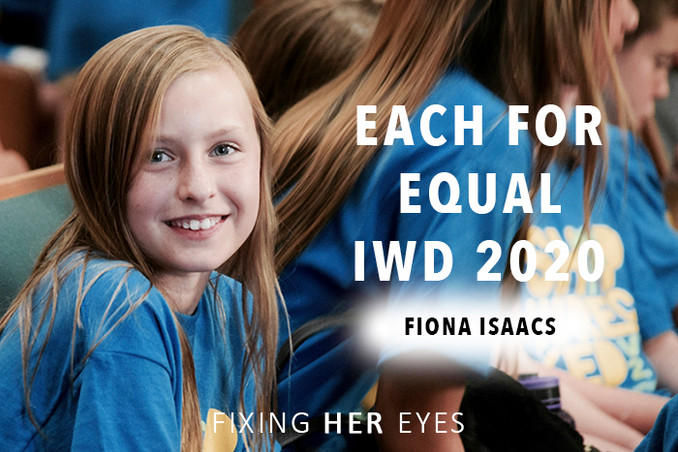 Each For Equal - IWD 2020