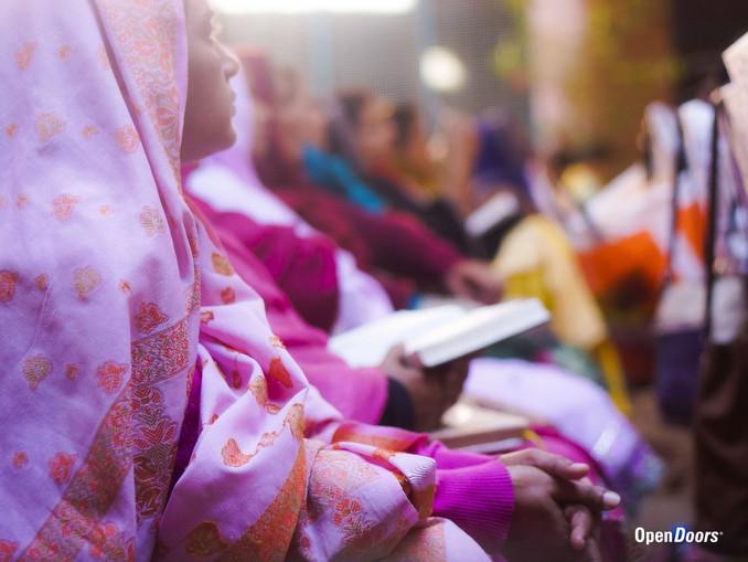 Open Doors Women - Regional Focus - South & Southeast Asia