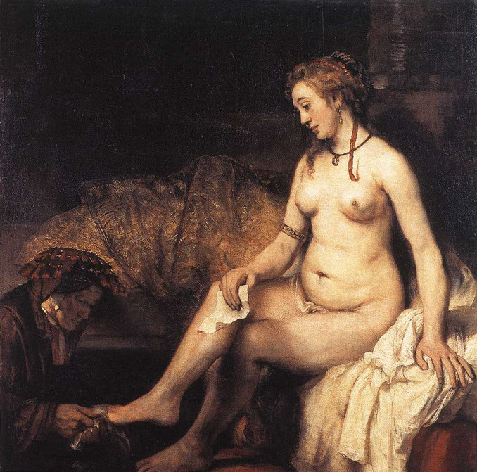 """Bathsheba's """"other"""" David: The Marginalization of Women, and Christ as Answer"""