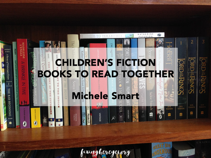 Children's Fiction: Books to read together