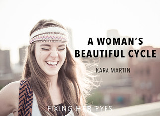 A Woman's Beautiful Cycle