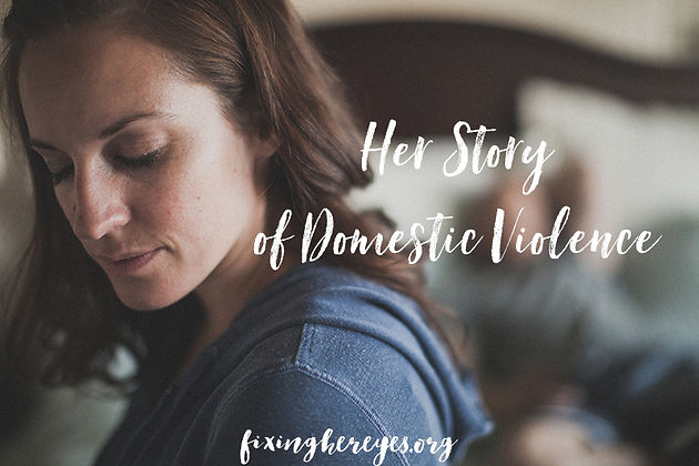 Her Story of Domestic Violence