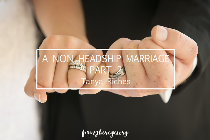 A Non-Headship Marriage Part II: Four Theologies of Christian Marriage
