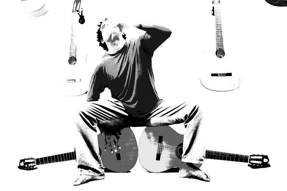 Leo Aguiar violão percussivo