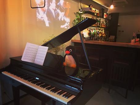 ピアノが届きました!!