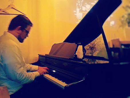 素敵なピアニスト♡