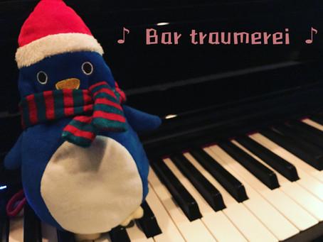 ペンギンサンタとピアノ