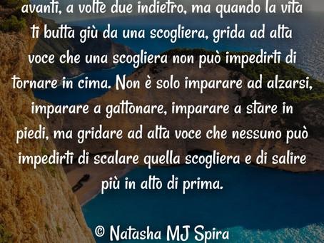 La vita non... Life is not...