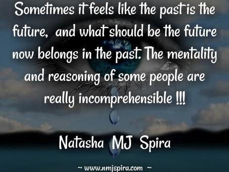 Sometimes it feels like...