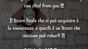 The ultimate treasure... Il tesoro finale...