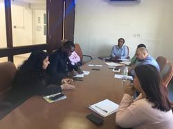 HSEM Department Meeting