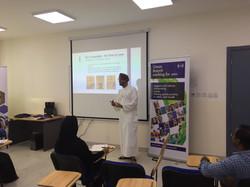 IOSH Oman Workshops at ICEM