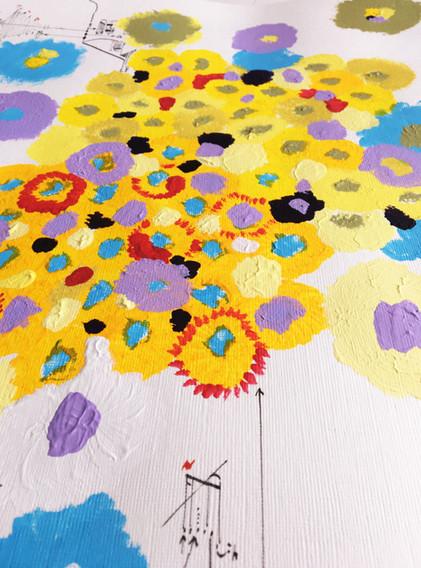 Yellow Sky (detail)