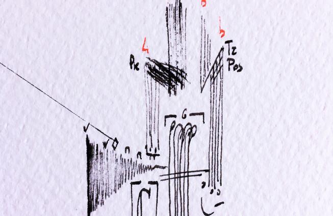 Tension on air (detail)