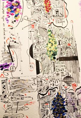 Donizetti imagines Lucia (detail)