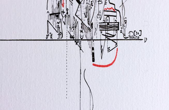 Geometrical Crux (detail)