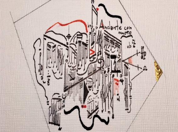 Exágon (detail)