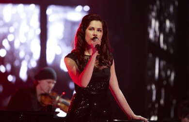 The Voice AustraliaViktoria Bolonina