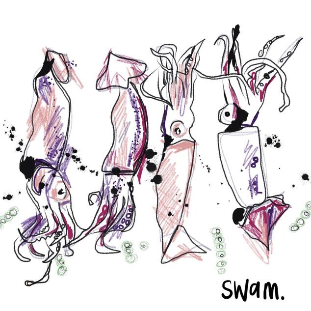 Swam, Greece