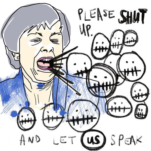 Please Shut Up (Brexit 2019)