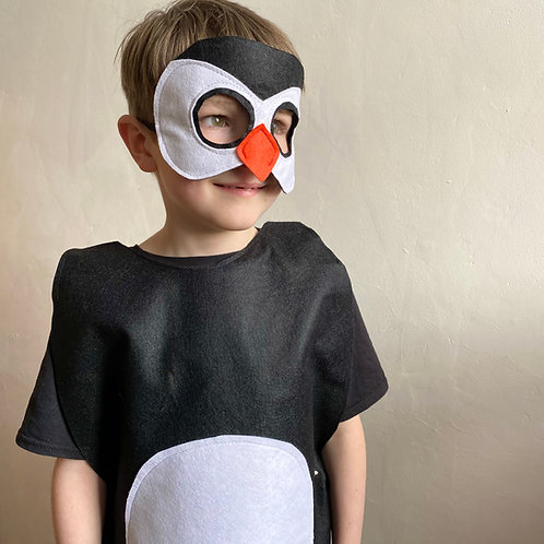 Any Size Penguin Costume, World Book Day / Halloween Penguin