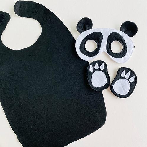 Any Size Panda Costume, World Book Day / Halloween Panda