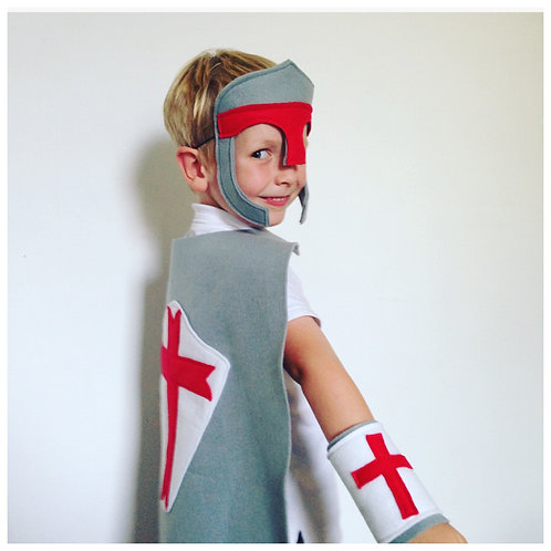 Any Size Knight Costume, St George's Outfit