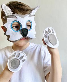 Wild Dog / Cat Costume