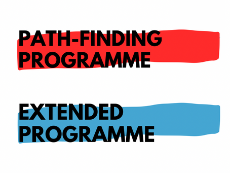 Which Mentoring Programme is for Me?