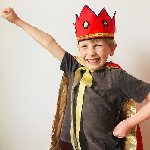 Wise Man Costume, Three Kings Costume, Nativity Prince Costume