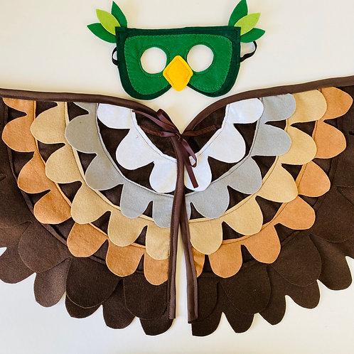Mallard Duck Wings, Duck Costume,  Mallard Wings.
