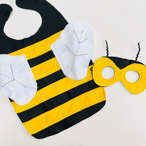 Any Size Bumble Bee Costume, World Book Day / Halloween Honey Bee