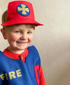 Firefighter Role Play Costume