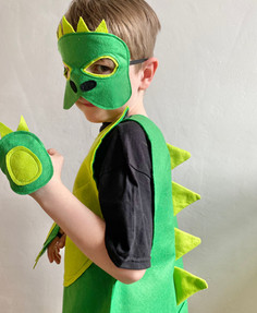 Crocodile / Dinosaur Costume