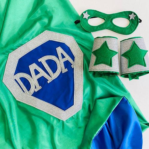 Adult Full Name Diamond Superhero Costume