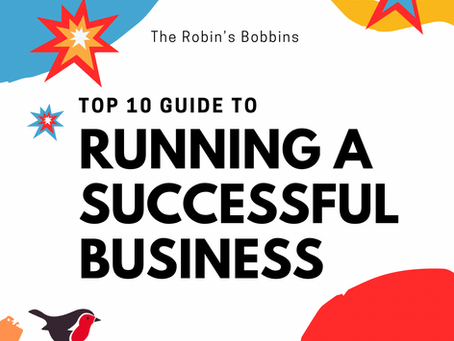 Top 10 Guide to Running a Successful Business