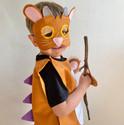 51 Brown Monster Child Costume Model 3.JPG