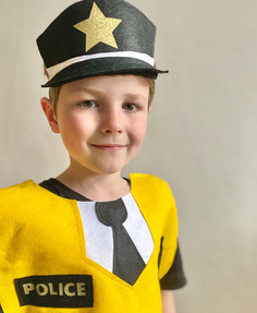 Police Role Play Costume