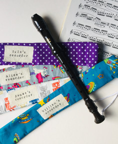 Personalised Recorder Case