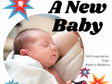 What to Buy for a New Baby...