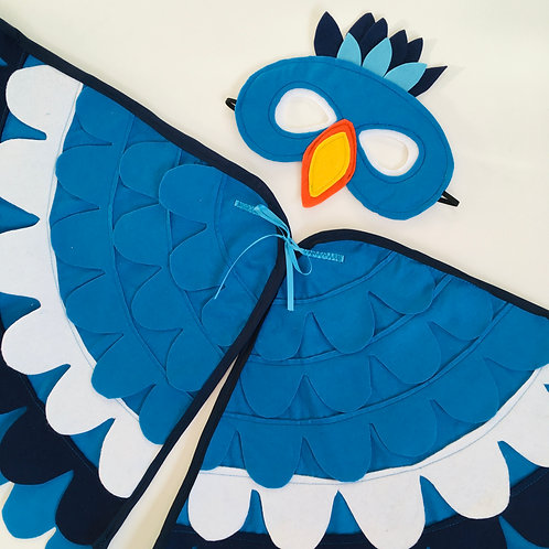 Hornbill Wings, Peacock Bird Costume, Any Colour Peacock Wings, Peahen Wings